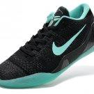 Cheap Nike Kobe 9 Elite Low Black Green mens shoes