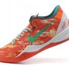 Nike Zoom Kobe 8 VIII All Star Orange Green men shoes