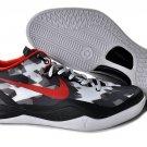 Nike Zoom Kobe 8 VIII Lifestyle USA Black White University Red