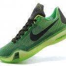 705317 333 Nike Zoom Kobe X (10) EM XDR green men basketball shoes