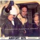 AIRPORT 1975 ~ Color DISASTER MOVIE Photo ~  George KENNEDY / Ed NELSON / Charlton HESTON