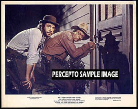 APPLE DUMPLING GANG Orig Walt Disney Photo  DON KNOTTS / TIM CONWAY