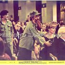 BANANAS  ~ Ex-Cond '71 Color Movie Photo ~ Disguised:  WOODY ALLEN