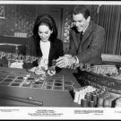 BLACKBEARD'S GHOST ~ '76 Roulette Gambling Movie Photo ~ SUZANNE PLESHETTE / DEAN JONES