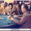 CALIFORNIA SPLIT  ~ Las Vegas Poker '74 Movie Photo ~ GEORGE SEGAL