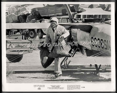 CHARLEY VARRICK ~ Orig '73 Movie Photo ~  WALTER MATTHAU
