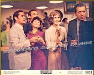 COLOSSUS The Forbin Project ~ SciFi 1970 Movie Photo ~ SUSAN CLARK