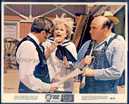 DID YOU HEAR THE ONE ABOUT THE TRAVELING SALESLADY?  ~  '68 Movie Photo ~  PHYLLIS DILLER