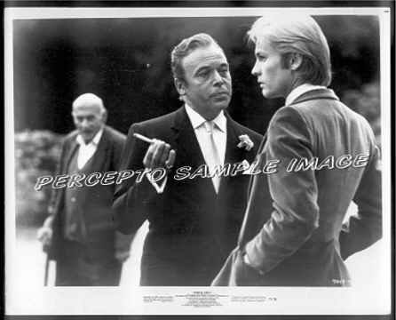 DORIAN GRAY ~ '71 Orig AIP Movie Photo ~  HELMET BERGER / HERBERT LOM