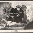 The DUNWICH HORROR  '70 AIP Movie Photo!  Lloyd BOCHNER  Ed BEGLEY