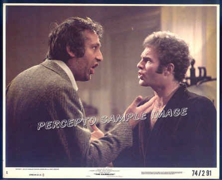 GAMBLER  Orig '74 Color Movie Photo!* #1  JAMES CAAN