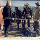 GOOD GUYS & THE BAD GUYS ~ '69 Western Movie Photo ~  George KENNEDY / Robert MITCHUM