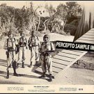 ANGRY RED PLANET ~ Orig &#39;60 Sci-Fi Movie Photo ~  ASTRONAUTS & SPACE SHIP