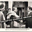 HOTEL  ~ Orig '67 Movie Photo ~  KEVIN McCARTHY / ROD TAYLOR