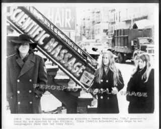 JOE  Ex-Cond '70 Movie Photo! - Drug Deal / New York Street Scene ~  PATRICK McDERMOTT