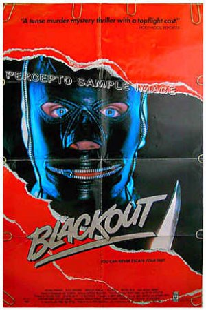 Richard Widmark blackout