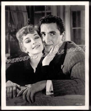 LES GIRLS ~ Orig '57 MGM Musical Movie Photo ~ Jacques BERGERAC / Tania ELG