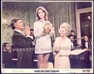 LOVERS AND OTHER STRANGERS - Orig '70 Movie Photo - Cloris LEACHMAN / Gig YOUNG