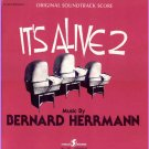IT'S ALIVE 2 ~ Rare '71 QUAD STEREO Movie Soundtrack Vinyl  LP ~ BERNARD HERRMANN / LAURIE JOHNSON