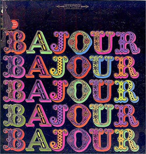 BAJOUR ~ Nr-Mint '64 Broadway Cast Vinyl LP ~ CHITA RIVERA / HERSCHEL BERNARDI / NANCY DUSSAULT