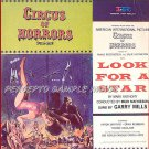 CIRCUS OF HORRORS ~ '60 Movie Soundtrack Vinyl LP - MUIR MATHIESON / GARRY MILLS / Look For A Star