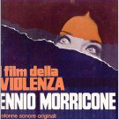 ENNIO MORRICONE / FILMS OF VIOLENCE ~ Vinyl 2-LP Movie Soundtracks ~ CRYSTAL PLUMAGE / SICILIAN CLAN