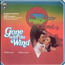GONE WITH THE WIND ~ ORIG '72 LONDON CAST Vinyl LP ~ HAROLD ROME / HARVE PRESNELL / JUNE RITCHIE