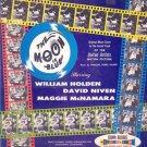The MOON IS BLUE ~ Rare OOP '53 Oscar Nominated Movie Soundtrack LP - HERSCHEL BURKE GILBERT