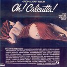 OH! CALCUTTA! ~ SEX MUSICAL ~ Rare 70s ORIGINAL NY CAST VINYL LP / PETER SCHICKELE
