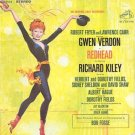 REDHEAD ~ NEW '59 Broadway Cast Vinyl LP ~ Richard KILEY / Gwen VERDON / Bob FOSSE