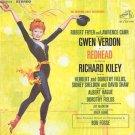 REDHEAD ~ NEW '59 Broadway Cast Vinyl LP ~ Richard KILEY / Gwen VERDON / Bob FOSSE