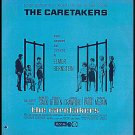 The CARETAKERS ~ Nr-Mint '63 JOAN CRAWFORD Movie Soundtrack Vinyl LP ~ ELMER BERNSTEIN