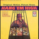 HANG EM HIGH ~ Nr-Mint OOP '68 Movie Soundtrack Vinyl LP ~ Dominic FRONTIERE