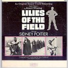 LILIES of the FIELD ~  Rare OOP '63 Movie Soundtrack Vinyl LP ~ JESTER HAIRSTON / JERRY GOLDSMITH