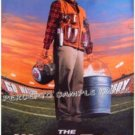 The WATERBOY ~ Orig '98 1-Sheet Movie Poster ~ ADAM SANDLER / ROB SCHNEIDER / KATHY BATES