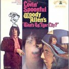 WHAT'S UP TIGER LILY? ~ NEW 60s WOODY ALLEN Movie Soundtrack Vinyl LP ~ THE LOVIN' SPOONFUL