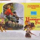 HUCKLEBERRY FINN ~ '74 Half-Sheet Musical Movie Poster ~ PAUL WINFIELD / HARVEY KORMAN