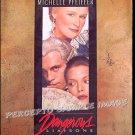 DANGEROUS LIAISONS ~ '88 1-Sheet Movie Poster ~ GLENN CLOSE / MICHELLE PFEIFFER / JOHN MALKOVICH