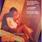 BIG EASY ~ Sexy '87 1-Sheet Movie Poster ~ DENNIS QUAID / ELLEN BARKIN / NED BEATTY / JOHN GOODMAN