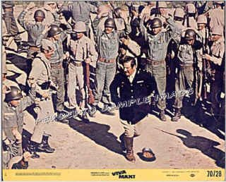 VIVA MAX - Orig '70 Color Movie Photo - PETER USTINOV
