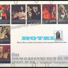 HOTEL - '67 Half-Sheet Movie Poster - ROD TAYLOR / MERLE OBERON / MICHAEL RENNIE