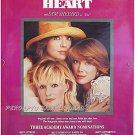 CRIMES OF THE HEART - '86 1-Sheet Movie Poster - DIANE KEATON / JESSICA LANGE / SISSY SPACEK