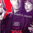 HARD TO KILL ~ 1-Sheet '90 Action Movie Poster ~ STEVEN SEAGAL / KELLY LE BROCK / BILL SADLER