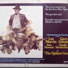 The SPIKES GANG ~ Orig '74 Half-Sheet Movie Poster! ~ LEE MARVIN / RON HOWARD