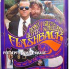 FLASHBACK ~ '89 1-Sheet Movie Poster ~ Kiefer SUTHERLAND / Dennis HOPPER / WOODSTOCK Era