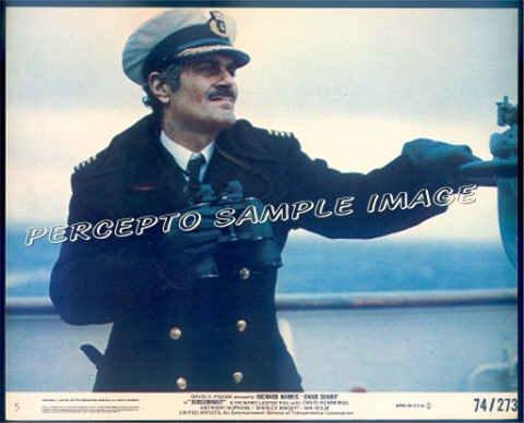 JUGGERNAUT ~ '74 Movie Photo ~ Ocean Liner /  OMAR SHARIF