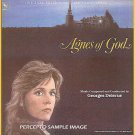 AGNES of GOD ~ Near Mint Out Of Print 80s Movie Soundtrack Vinyl LP! ~ Georges DELERUE