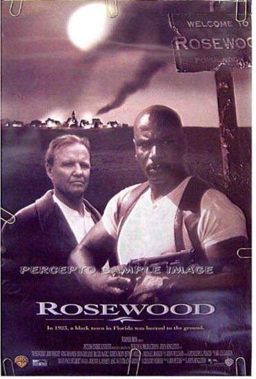 ROSEWOOD ~ '96 1-Sheet Movie Poster ~ JON VOIGHT / VING RHAMES / DON CHEADLE / ESTHER ROLLE