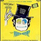 MARRY ME! MARRY ME! ~ NEW Out-Of-Print Movie STK Vinyl 60s LP ~ EMIL STERN /  REGINE / JANE MORGAN