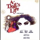 A DOLL'S LIFE ~ '82 COMDEN & GREEN Broadway Cast Vinyl LP ~ George HEARN / Peter GALLAGHER